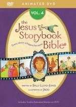 Jesus Storybook Bible Animated Dvd, Vol. 4 (DVD)