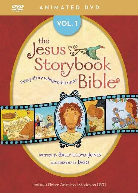 Jesus Storybook Bible Animated Dvd, Vol. 1 (DVD)