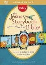 Jesus Storybook Bible Animated Dvd, Vol. 2 (DVD)
