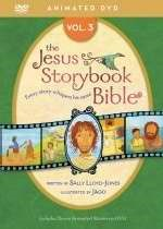 Jesus Storybook Bible Animated Dvd, Vol. 3 (DVD)
