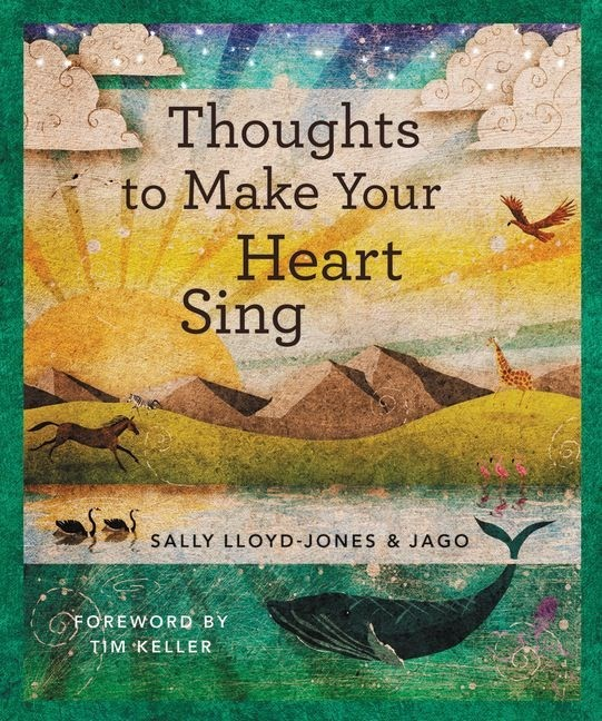 Thoughts To Make Your Heart Sing, Anglicized Edition (Hard Cover)