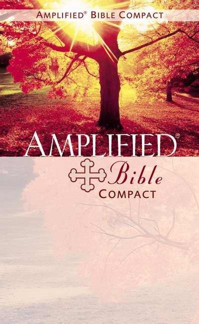 Amplified Bible, Compact (Hard Cover)