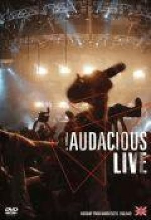 Audacious Live DVD (DVD)