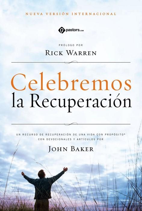 Biblia Celebremos La Recuperacion - Nvi (Hard Cover)