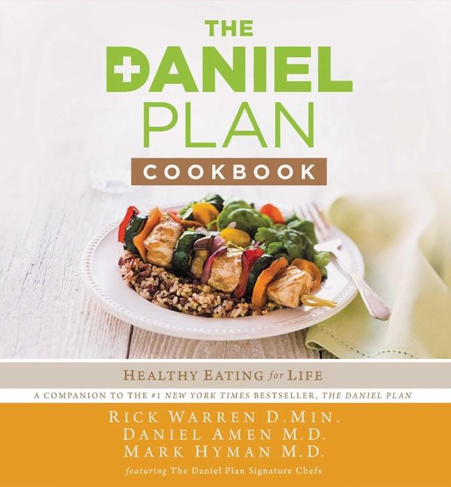 The Daniel Plan Cookbook (Hard Cover)