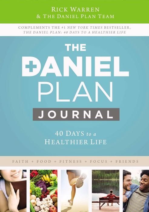Daniel Plan Journal (Hard Cover)