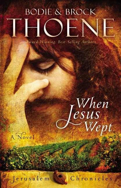 When Jesus Wept (Hard Cover)