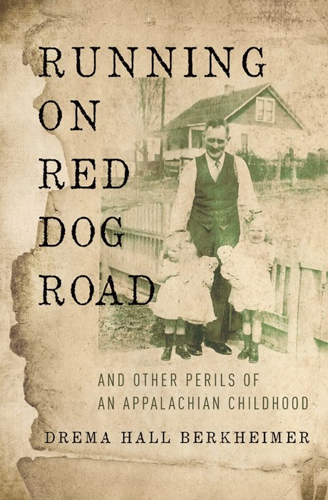 Running On Red Dog Road (Paperback)