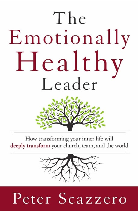 The Emotionally Healthy Leader (Hard Cover)