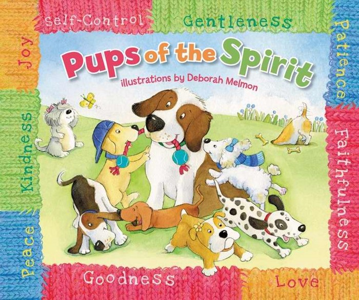 Pups Of The Spirit (Hard Cover)
