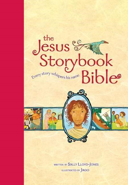 The Jesus Storybook Bible, Read-Aloud Edition (Hard Cover)
