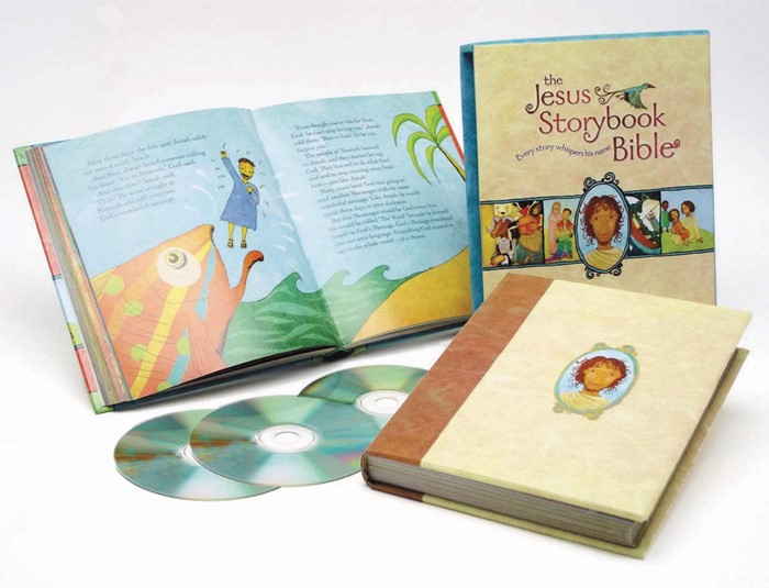 The Jesus Storybook Bible Deluxe Edition (Paperback)
