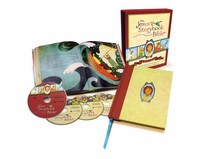 The Jesus Storybook Bible Collector's Edition (Hard Cover)