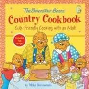 The Berenstain Bears Country Cookbook (Hard Cover)
