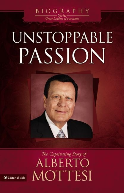 Unstoppable Passion (Hard Cover)