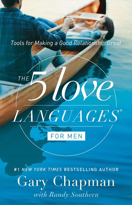 The Five Love Languages For Men (Paperback)