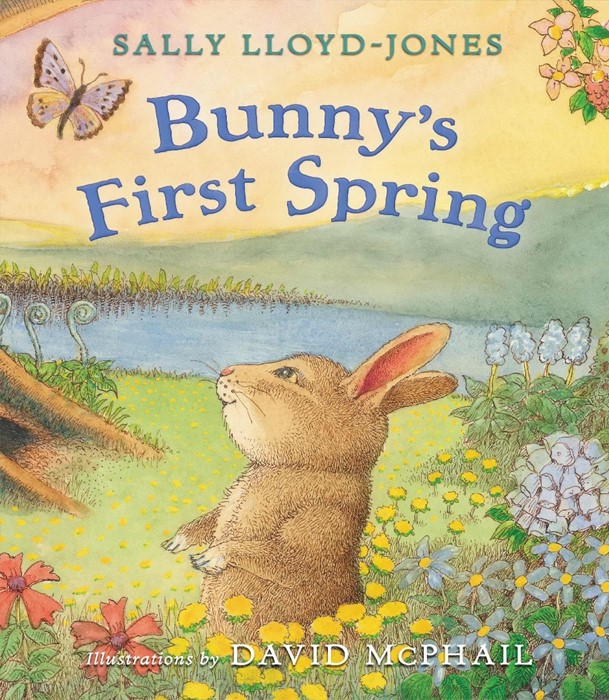 Bunny's First Spring (Hard Cover)