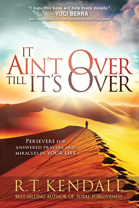 It Ain'T Over Till It'S Over (Paperback)