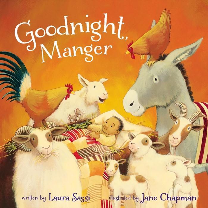 Goodnight, Manger (Hard Cover)