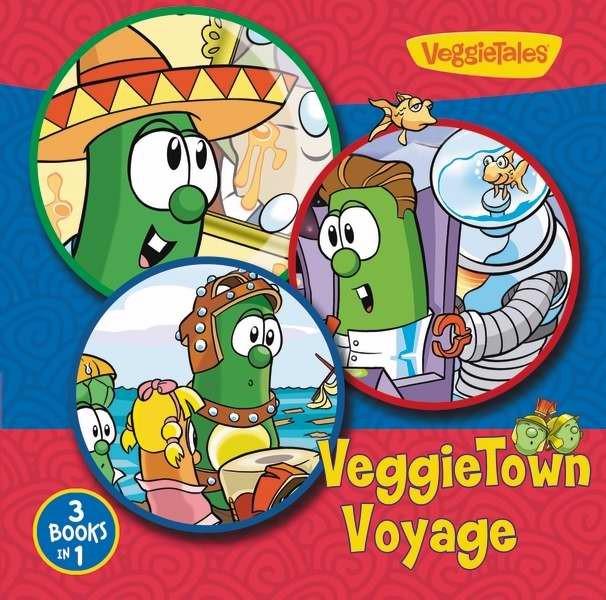 Veggietown Voyage (Hard Cover)