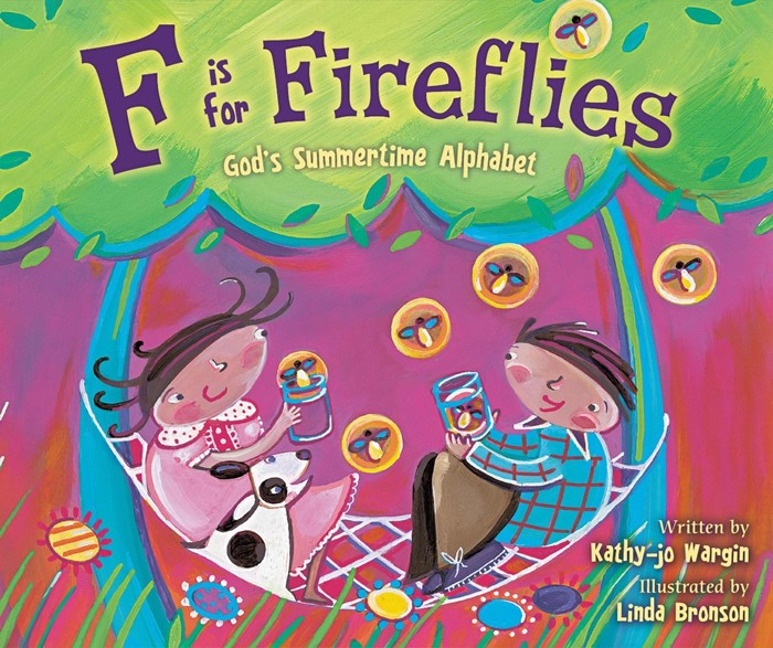 F Is For Fireflies (Paper Back)