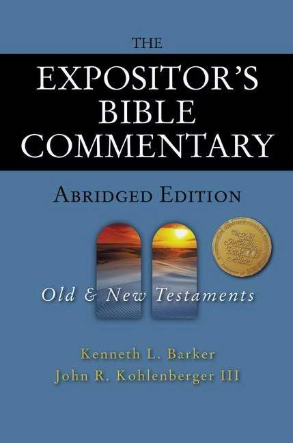 Expositor's Bible Commentary - Abridged Edition: Two-Vol, T (Hard Cover)