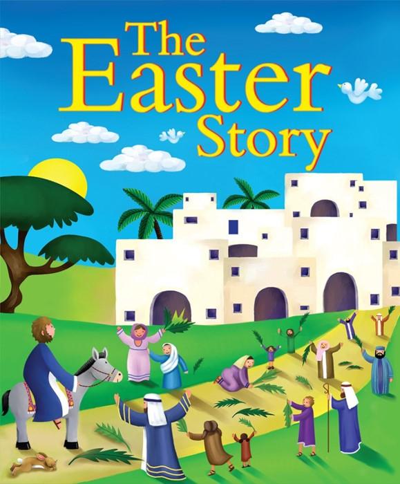Easter Story (Paperback)