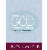 Hearing From God Each Morning (Hard Cover)
