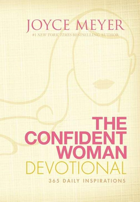 The Confident Woman Devotional (Hard Cover)