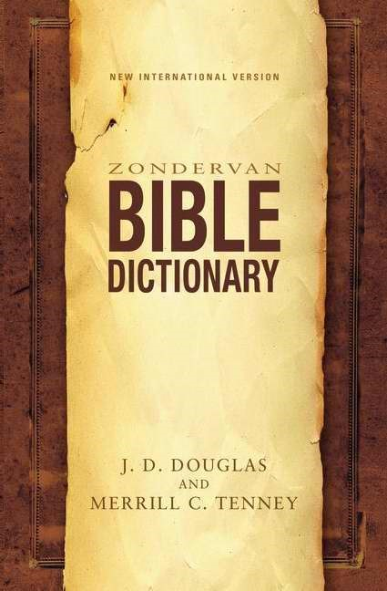 Zondervan Bible Dictionary (Hard Cover)