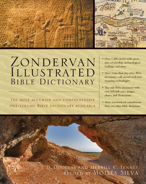 Zondervan Illustrated Bible Dictionary (Hard Cover)