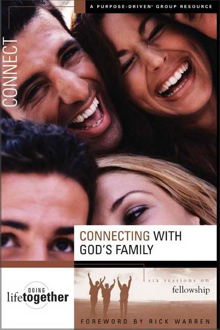 Connecting with God's Family (Paperback)