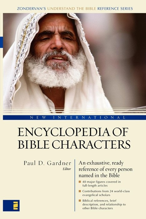 New International Encyclopedia Of Bible Characters (Paperback)