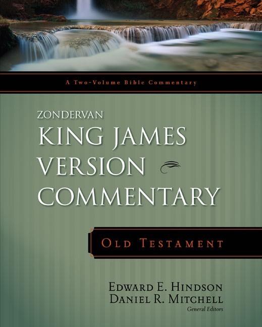 KJV Zondervan Commentary---Old Testament (Hard Cover)
