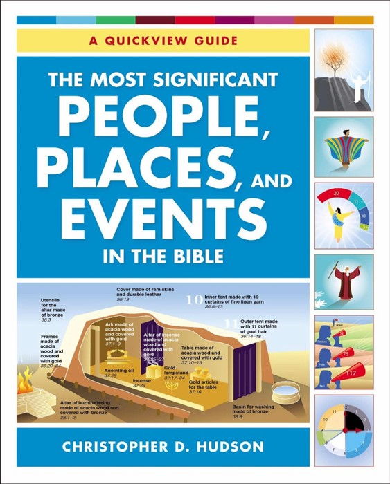 Most Significant People, Places, And Events In The Bible, Th (Paperback)