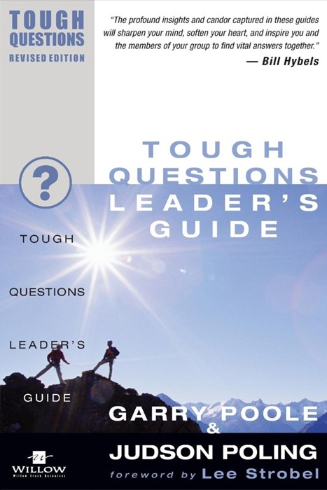 Tough Questions Leader's Guide (Paperback)