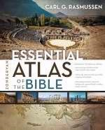 Zondervan Essential Atlas Of The Bible (Paperback)