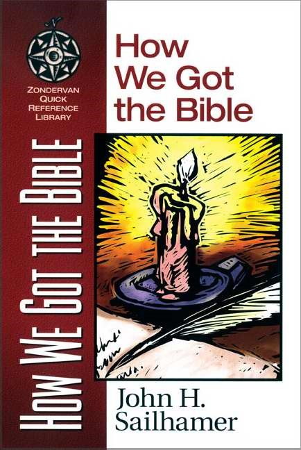 How We Got The Bible (Paperback)