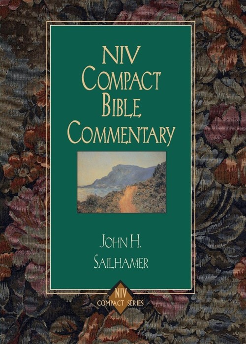 NIV Compact Bible Commentary (Paperback)