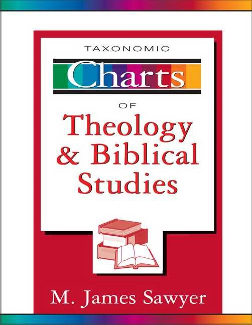 Taxonomic Charts of Theology and Biblical Studies (Paperback)