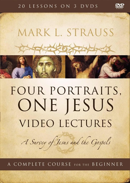 Four Portraits, One Jesus Video Lectures (DVD)
