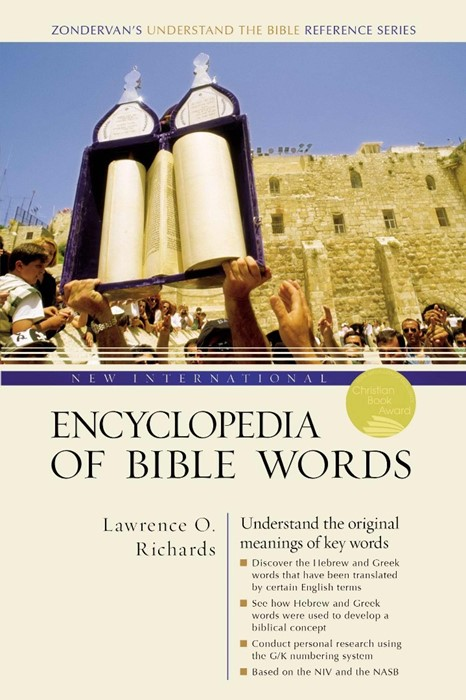 New International Encyclopedia Of Bible Words (Paperback)