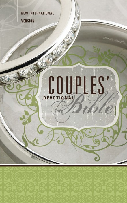 NIV Couples' Devotional Bible (Hard Cover)