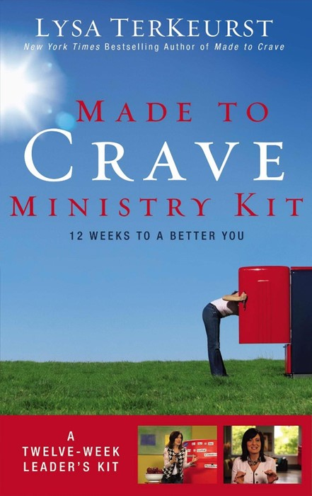 Made To Crave Ministry Kit (Paperback)