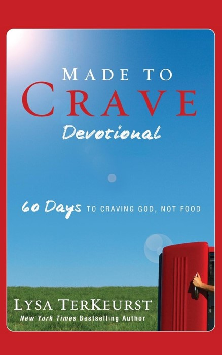 Made To Crave Devotional (Paperback)