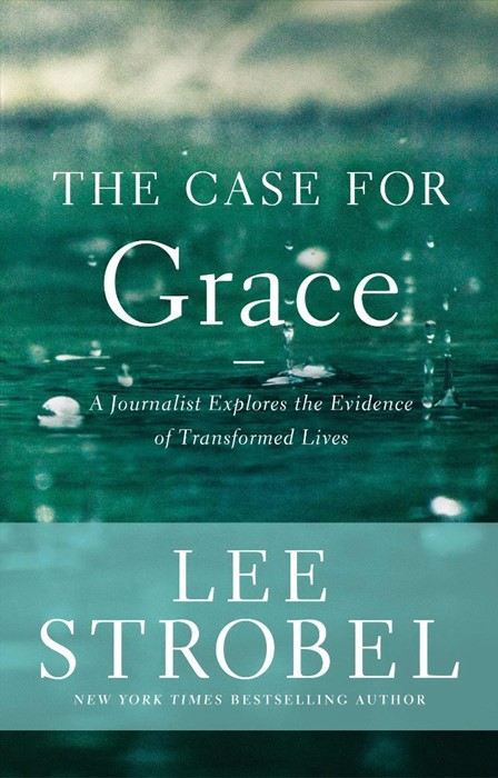 The Case For Grace (Hard Cover)
