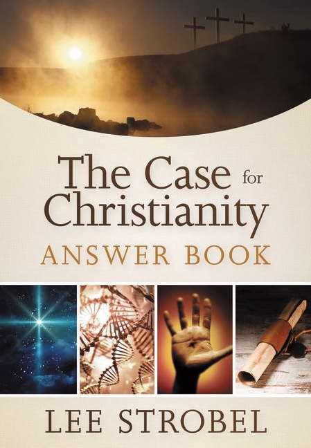 The Case For Christianity Answer Book (Hard Cover)