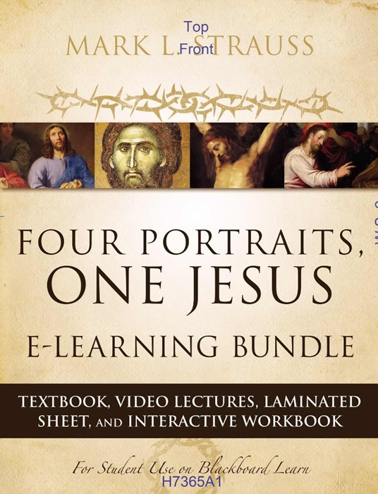 Four Portraits, One Jesus E-Learning Bundle