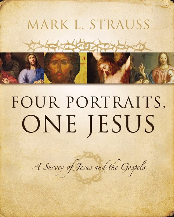 Four Portraits, One Jesus (Hard Cover)