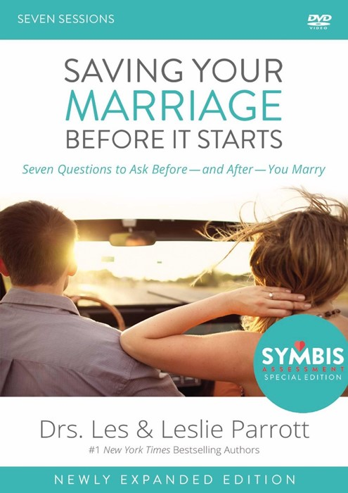 Saving Your Marriage Before It Starts Updated: A DVD Study (DVD)